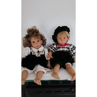 Характерны куклы 40-42 см. Обижульки.