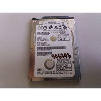 "Жесткий диск для ноутбуков 2.5"" SATA 250Gb Hitachi HTS543225A7A384 (906793)"