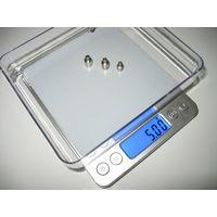Ювелирные весы Digital Scale SF-810 500гр / 0,01гр или 2000гр / 0,1гр, 2 чаши! Новые, в Наличии!