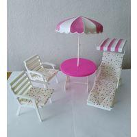 Мебель для куклы барби.