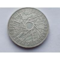 KM# 173 10 MARK 15.5000 g., 0.6250 Silver 0.3114 oz. ASW, 33 mm.