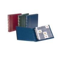 Leuchhturm Optima Classic-Альбом для 120 монет в холдерах(без футляра).