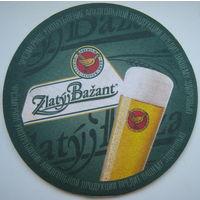 Бирдекели (подставки под пиво) Zlaty Bazant
