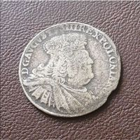 Орт 1756 год