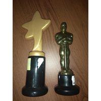 Статуэтки гипс Оскар, звезда