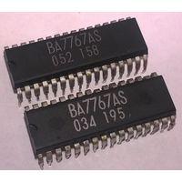 BA7767AS. Процессор сигналов звука видеомагнитофона. (8-13V) аудиопроцессор. SDIP32. BA7767S BA7767A BA7767