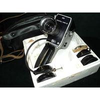Кинокамера Кварц 1х8с-2 в новом состоянии
