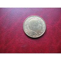 10 центов 2014 года Люксембург (д)