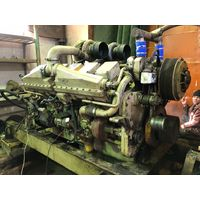 Двигатель CUMMIS КТА38-с(1200л\с