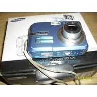 Фотоаппарат samsung s760 бу нерабочий на запчасти