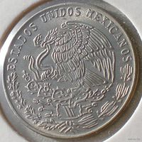 Мексика, 20 сентаво 1974 года