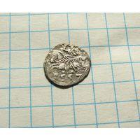 Денарий 1557 Сигизмунд