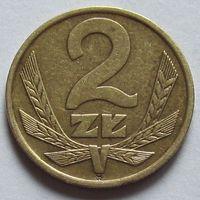 Польша, 2 злотых 1977 г