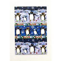 Деби ХРОН  Смешные пингвины Новый год Коньки Россия