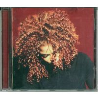 CD Janet (Jackson) - The Velvet Rope (1997)