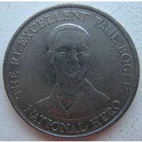 Ямайка 10 центов 1991 г.