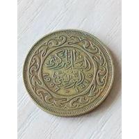 Тунис 50 миллим 1997г.