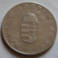 10 форинтов 2007 Венгрия.