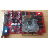 Видеокарта GeForce 6600 AGP 256 Мб
