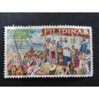Филиппины 1965 г. Религия.