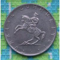 Турция 5 лир 1977 года. Инвестируй в коллекционирование!