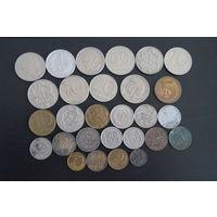 Лот польских монет
