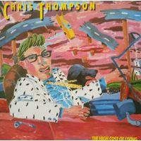 Chris Thompson/Ex M. Mann/1986, Atlantic, LP, EX, Germany