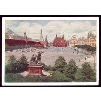 1960 год Москва Красная площадь