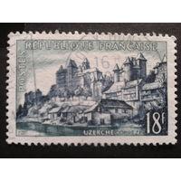 Франция 1955 крепость