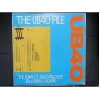 UB 40 - The UB 40 File 85 Virgin England 2LP EX/EX-