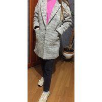 Пальто утеплённое PullBear S