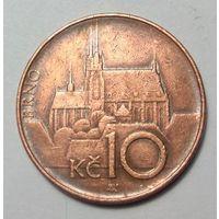 Чехия , 10 крон 1995 год