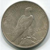 США - ДОЛЛАР 1923
