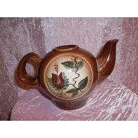 Чайник-  керамика
