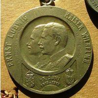 Медаль.Германия..Война 1914-18 года.(18)