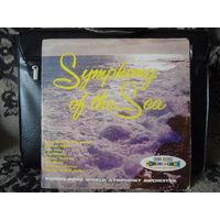 Vienna Pops World Symphony Orchestra - Symphony of the sea - Crown Records, USA