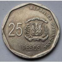 Доминикана, 25 песо 2005 г.