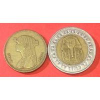 Египет, 2 монеты