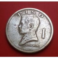40-12 Филиппины, 1 песо 1972 г.