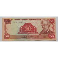 Никарагуа 50 кардоба