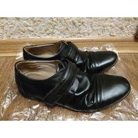 Школьные туфли размер 35