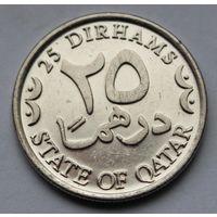 Катар, 25 дирхамов 2008 г. (магнитная)