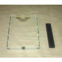 """Рамка 2.5"""" и уплотнитель для ноутбучного винчестера."""