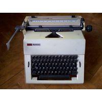 Печатная пишущая машинка Optima (немецкий язык)