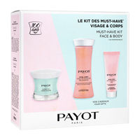 PAYOT набор для ухода за лицом и телом must-have kit face&body