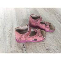 Обувь для девочки TOTTO ELEX 27 р-р.-нат кожа