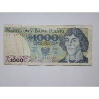 1000 ЗЛОТЫХ 1982 Г.(EY)