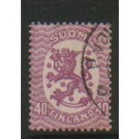 Финляндская республика. со. 73. 1917. ГаШ.