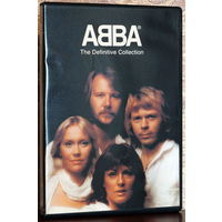 ABBA. The Definitive Collection. DVD (C)2002