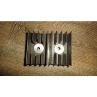 Радиатор охлаждения 70х42х40мм